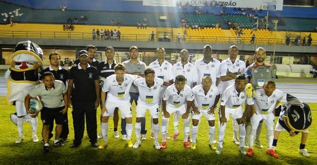 O Santos busca mais um título no Amapazão, apesar da quarta colocação