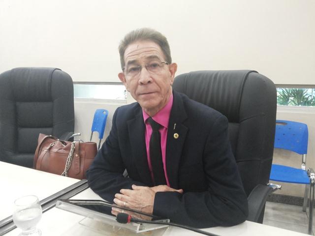 Deputado Jaci Amanajás (PROS), pode ser eleito o novo presidente. Foto: Cássia Lima