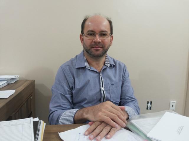 Edvan Barros: foram disponibilizados 278 espaços para os empreendedores