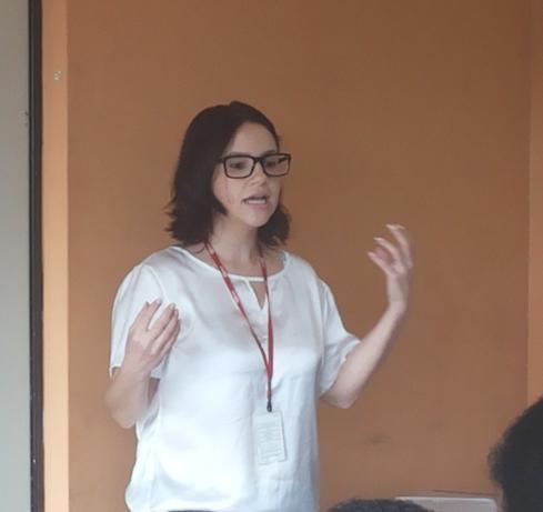 Laila Colares: todos os contratados vão passar por treinamento