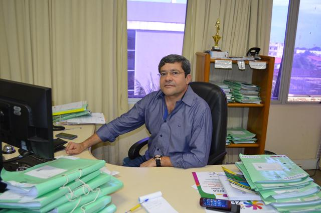 Juiz Paulo Madeira: recebimentos configuram enriquecimento ilícito. Foto: blogderocha