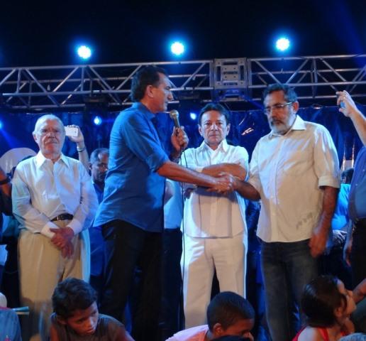 Gilvam tem a simpatia de Roberto Góes e um acordo com Waldez, mas que ainda não bateu o martelo