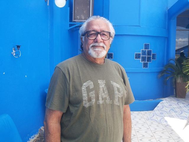 Diretor do Detraer, Carlos Lima: parece um quadro