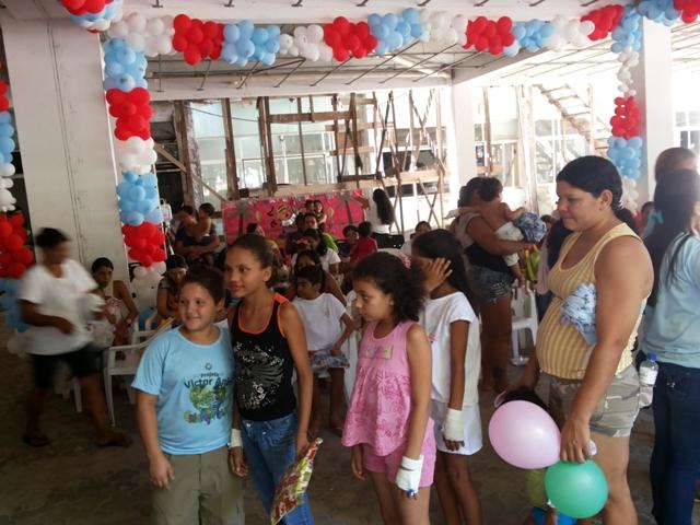 No Hospital da Criança 72 pacientes estão internados
