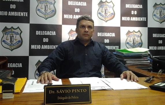 Delegado Sávio Pinto descartou que o problema seja falta de manutenção