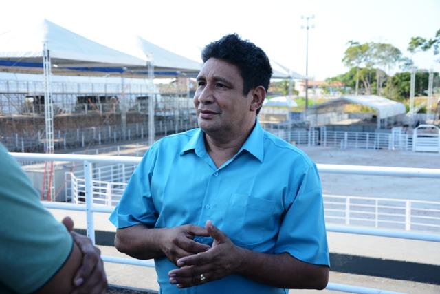 Secretário Disney Silva: tomamos cuidado para não sermos injustos. Foto: Secom
