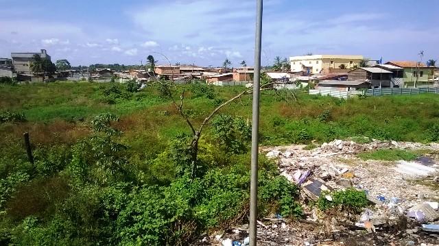 Área onde as casas foram queimadas permanecer desocupada
