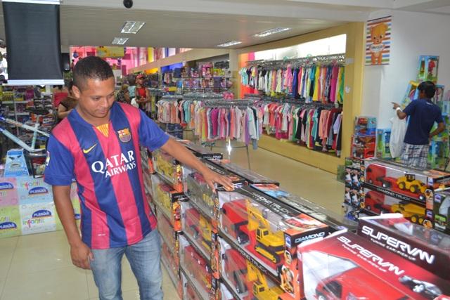 O vendedor