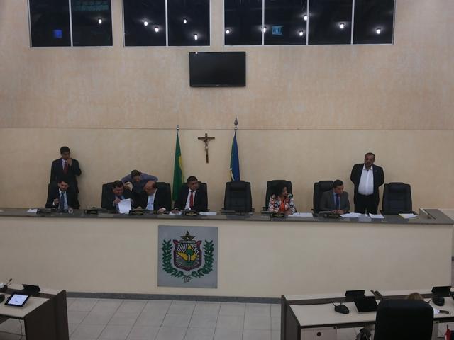 Pelo projeto, parlamentar ficha suja não pode concorrer a cargo na Mesa Diretora