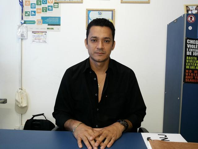 Secretário Rafael Cambraia: vou entrar com processo por calúnia e difamação. Fotos: Cassia Lima