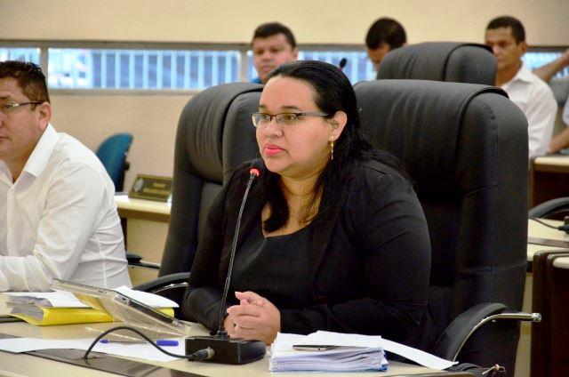 Renilda Costa pediu mais tempo para concluir tarefas na Sesa. Foto: Arquivo
