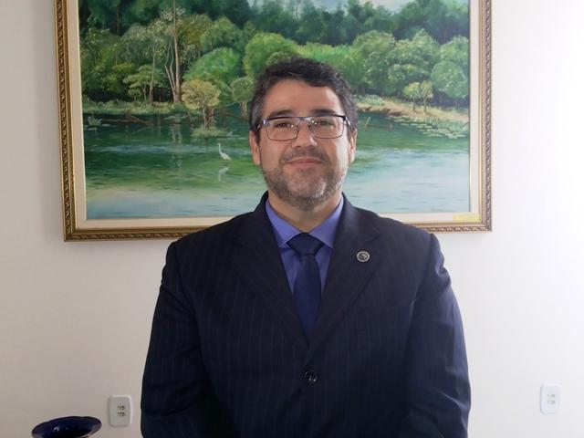 Procurador geral Narson Galeno: