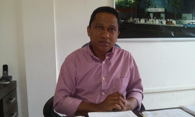 """Aroldo Rabelo, presidente do Sinsepeap: """"instrução eleva carga para 28h semanais e até 30h"""""""