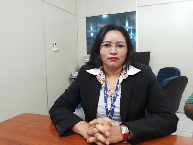 Diretora da CEA Chiara do Carmo: os consumidores foram avisados