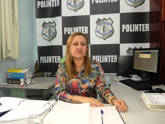 Delegada Valcilene: é preciso que os veículos tenham alarme e travas