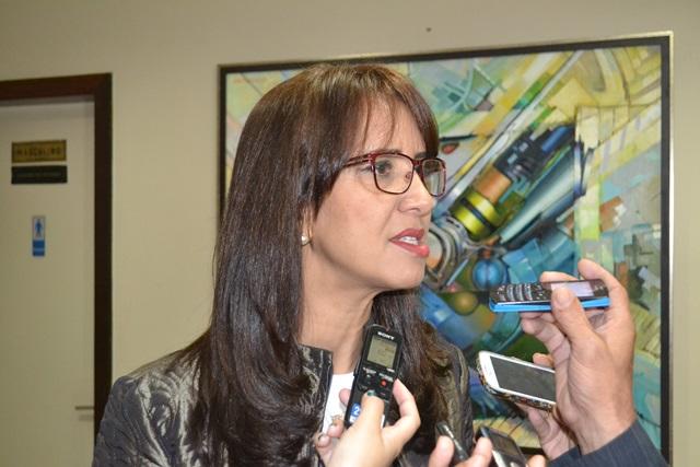Deputada Marília Góes: é só o início de uma longa jornada. Fotos Cássia Lima