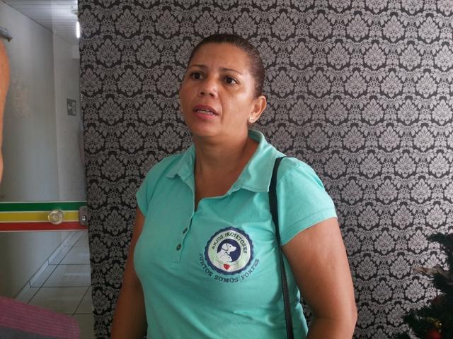 Laudenice Monteiro: