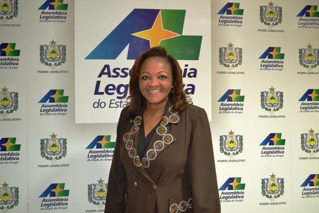 Deputada Cristina Almeida