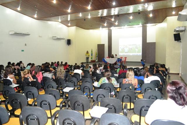 O evento teve como palestrantes profissionais do Amapá e do Ceará