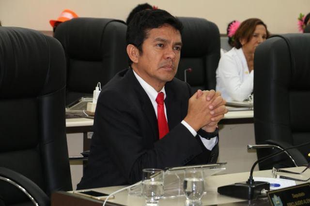 Ericláudio Alencar tinha apoio dentro do PDT e do próprio governo. Foto: Arquivo