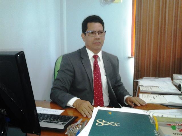 Delegado Ronaldo Coelho investiga o caso. Foto: André Silva