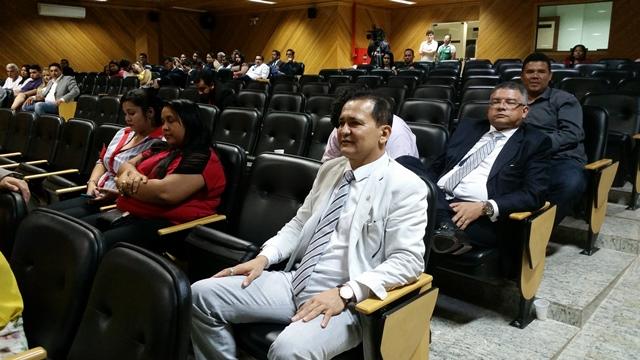 Marcos Reátegui acompanhou o julgamento: creio que entenderam a lógica que venho defendendo. Fotos: Seles Nafes