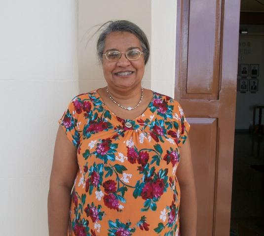 Alba Berg: lamento não falar com a minha mãe que está na Tailândia