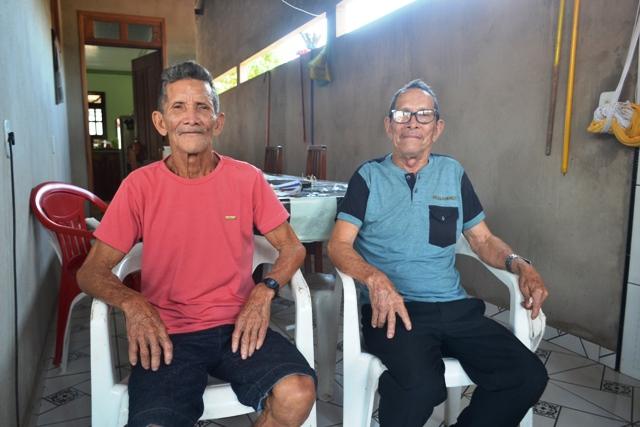 Manuel e Raimundo: nunca vamos no separar