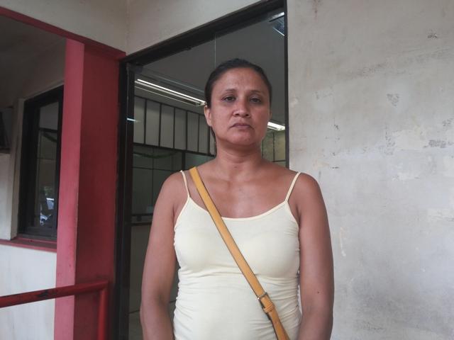 Odilena Palmerim: estou vendendo minhas roupas pra comprar comida