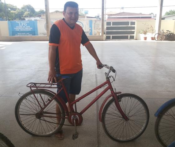 """Zanilson Ramos vai gastar  mais R$ 100 para restaurar: """"mesmo ainda ainda é mais barato do que na loja"""""""
