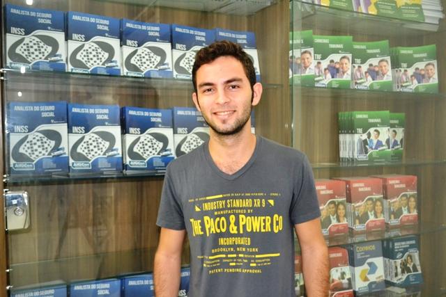 Felipe Almeida: chegou a hora de ganhar o meu próprio dinheiro