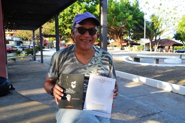 Joãozinho Gomes, músico e poeta que veio do Pará participar da história do Amapá