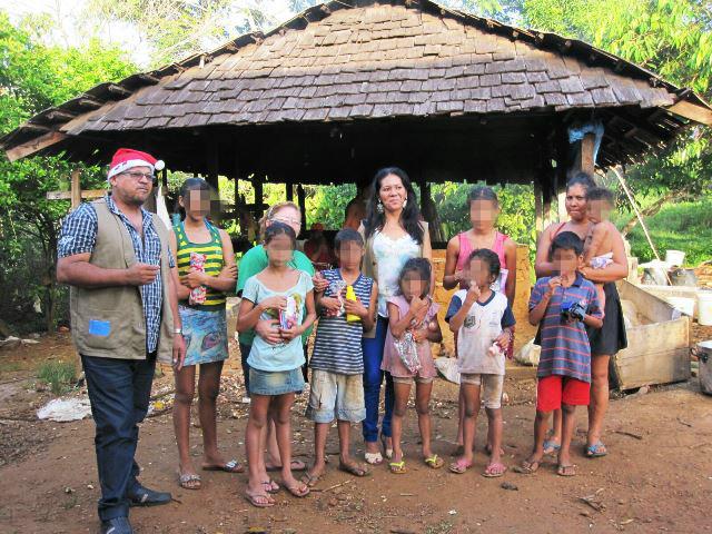 Apoio da União Europeia: ONG ajuda crianças vítimas de abuso em Oiapoque