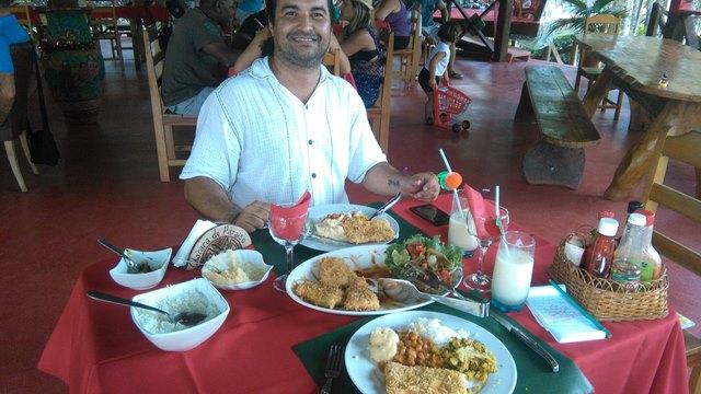 Guia de turismo Marcelo de Sá: lugar aprazível