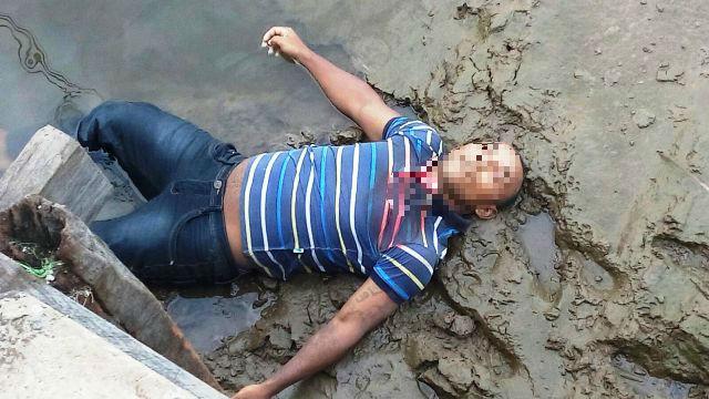 Abimael, de 20 anos, morreu no local. Fotos: Dalto Pacheco