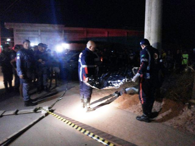 policia morte 2