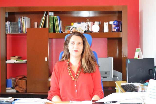 Reitora Eliane Superti: é uma situação muito complicada. Fotos: André Silva