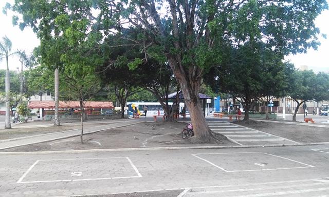 A Praça da Bandeira vai receber a população da cidade no dia 4 de fevereiro