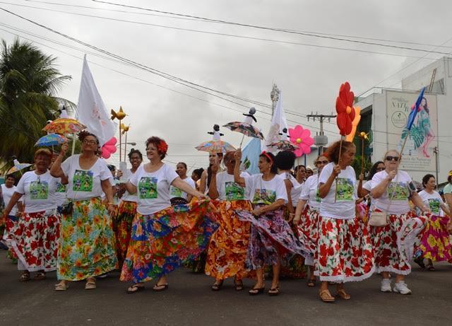 A maioria dos integrantes do projeto são descendentes dos primeiros moradores de Macapá. Fotos: Mariléia Maciel