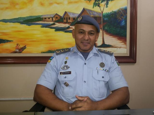 Coronel Ludfrankson Brasil: o treinamento será intenso e vai durar uma semana