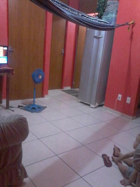 Fotos do interior do apartamento