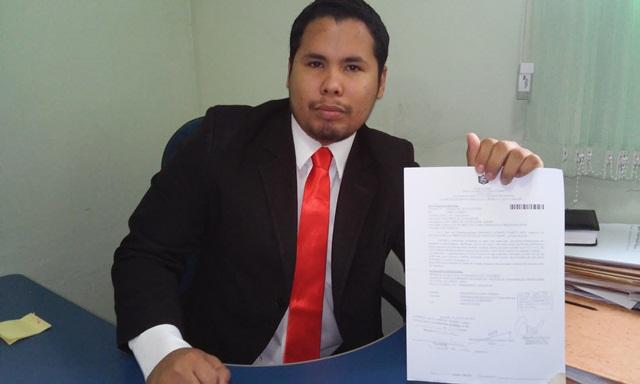 Advogado Osny Brito não acredita que a cliente será presa novamente. Foto: Cássia Lima