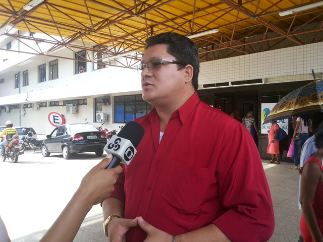 Sandro Reis, administrador do hospital conversou com o médico de Josi