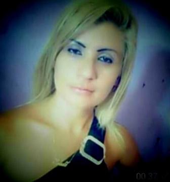 Rafaela morreu ainda no local do acidente com a bebê. Foto: rede social