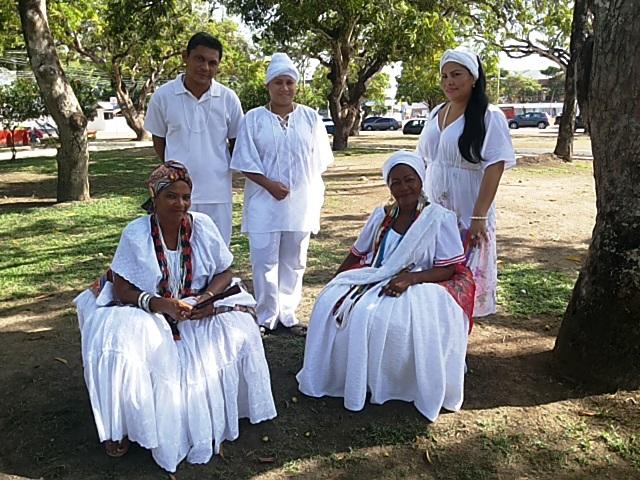 Representantes dizem que as religiões de matriz africana são as mais desrespeitadas. Fotos: André Silva