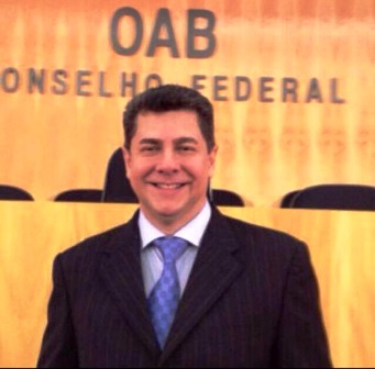Cícero Bordalo atualmente é conselheiro federal da OAB