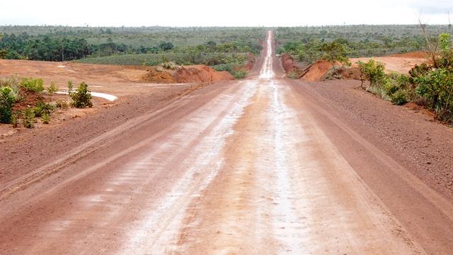 Trabalhos serão concentrados em 260 quilômetros do trecho Sul. Foto: Secom
