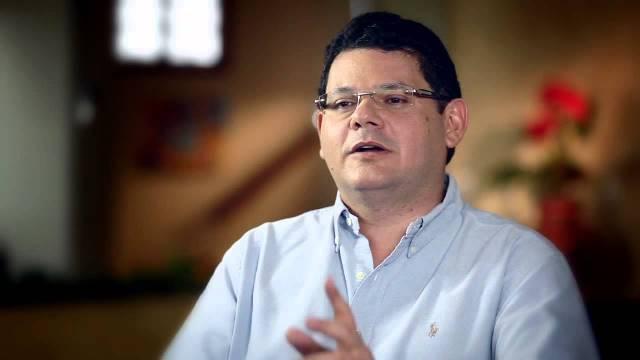 Josiel na campanha de televisão em 2014: projeto para 2018