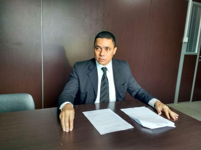 Procurador Jimmy Negrão fez a defesa do Estado. Foto: Arquivo