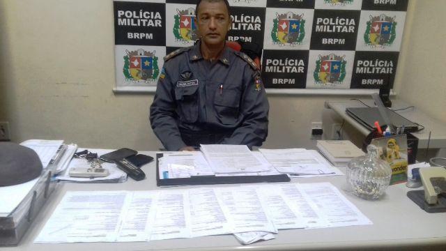 Comandante do BRPM, Paulo Matias, diante dos processos de Luanzinho